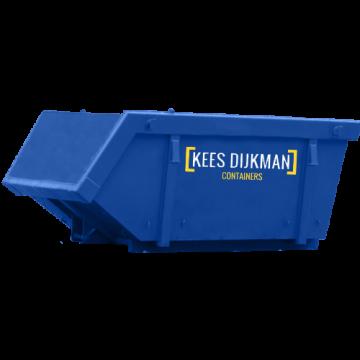Afvalcontainer 3m³ bouw- en sloopafval